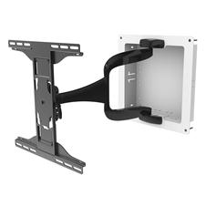Peerless-AV IM747PU - Шарнирное крепление со встроенной коробкой для ЖК-дисплея 37–65'', макс. нагрузка 36 кг