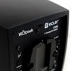 Ecler CUBE (black) - Приемник системы Ecler WiSpeak, беспроводная подвесная АС 5'' черного цвета