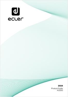 Каталог продукции компании Ecler