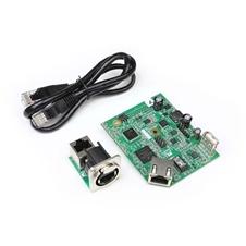 Audac ANI44XT - Модуль сетевого интерфейса Dante для усилителей серии SMQ и PMQ