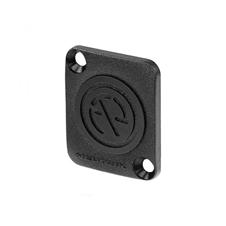 Neutrik DBA-BL - Пластиковая заглушка на панель серии D для закрытия отверстий под разъемы с фланцем типа D