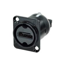Neutrik NAHDMI-W - Переходник HDMI типа A, 19-pin (розетка-розетка)