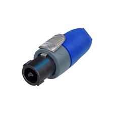 Neutrik NL2FX - Кабельный разъем SPEAKON 2-pin (розетка) для подключения громкоговорителей на кабель диаметром 6–10 мм