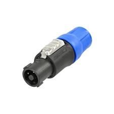 Neutrik NL4FC - Кабельный разъем SPEAKON 4-pin (розетка) для подключения громкоговорителей, на кабель диаметром 6–15 мм