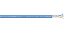 Percon NEO-CAT6006HF/B2CA - Витая пара CAT6a, U/FTP, 4х2х0,25 кв.мм (AWG 23)