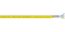 Percon NEO-CAT6007HF/Y/ECA - Витая пара CAT6, U/FTP, 4х2х0,11 кв.мм (AWG 27)