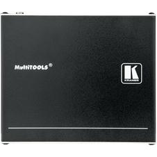Kramer KDS-10 - Кодер/декодер сигналов HDMI 4K/60 по Ethernet, эмбеддер/деэмбеддер стереоаудио