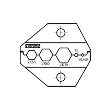 Percon 5242-PN - Сменные губки для инструмента 5083-PPN