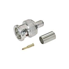 Percon 5031-UHD2/18G - Обжимной разъем BNC для коаксиального кабеля VK 6/0.8