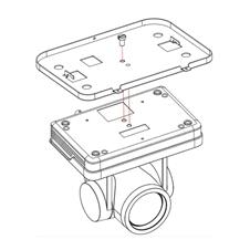 Kramer K-CAM-USB Ceiling Bracket - Адаптер для потолочного крепления камеры K-CAM-USB