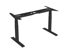 ErgoFount BSSD-L10-18/24 - Основание стола для работы стоя и сидя, с электроприводом на телескопических опорах 580–1230 мм, макс. нагрузка 125 кг
