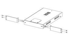 Atlas IED LC372RMK - Монтажный комплект для установки LC372SR в рэковую стойку