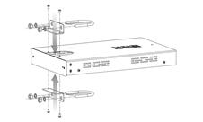 Atlas IED LC372PMK - Монтажный комплект для установки LC372SR на трубу диаметром до 50 мм (2'')