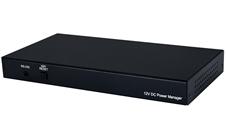 Cypress CSR-8PSU-12V - Блок питания с распределителем на восемь 12 В выходов с управлением по RS-232 и IP