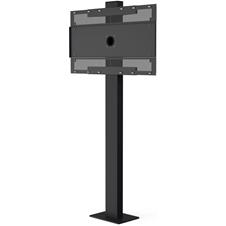 Vogels POF 7601 - Стационарный уличный стенд для установки дисплея LG 49XE4F на крепление POW 1601