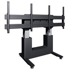 """Vogels TLWE78302 - Моторизованный мобильный стенд для построения видеостены 3х3 из дисплеев Optoma серии Quad диагональю 163"""""""